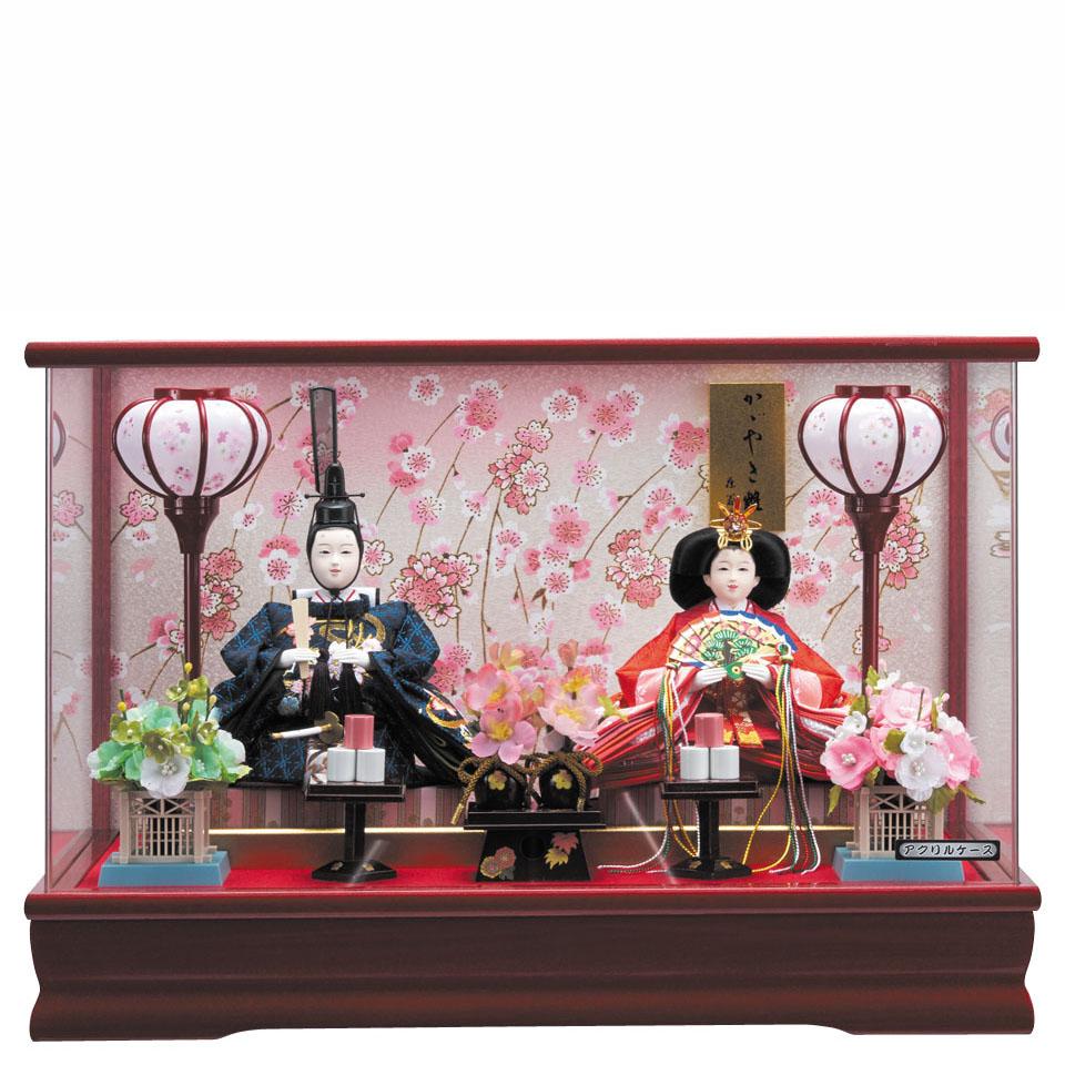 愛里小三五親王飾 赤 173-257