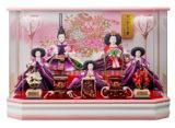 かおり三五芥子五人飾 203-527